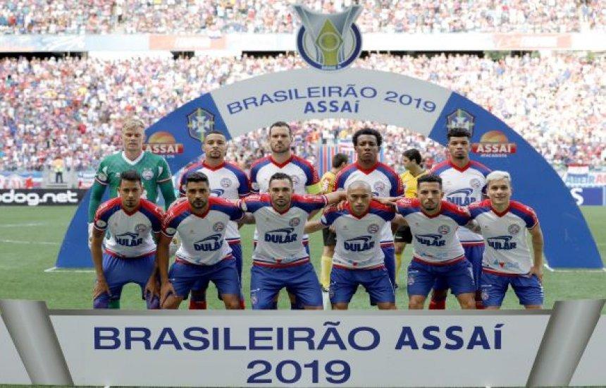 [CBF altera data de jogo entre Bahia x Goiás pela 15ª rodada]
