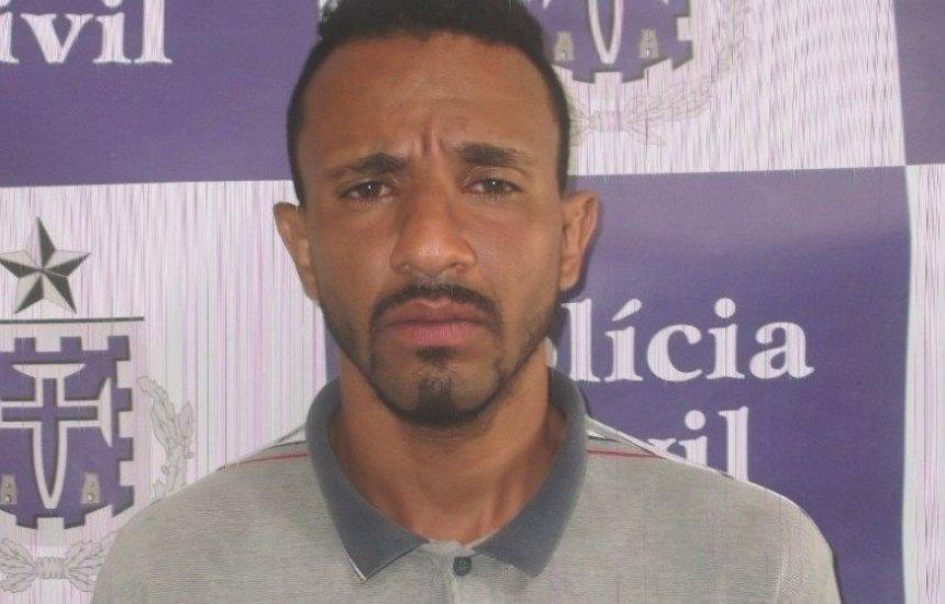 Homem é preso em flagrante por matar namorada a tiros na cidade de Alagoinhas 1