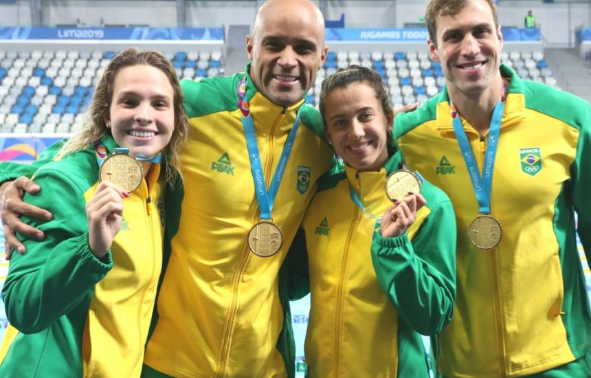 [Com segundo lugar encaminhado, Brasil se aproxima de recorde de medalhas]