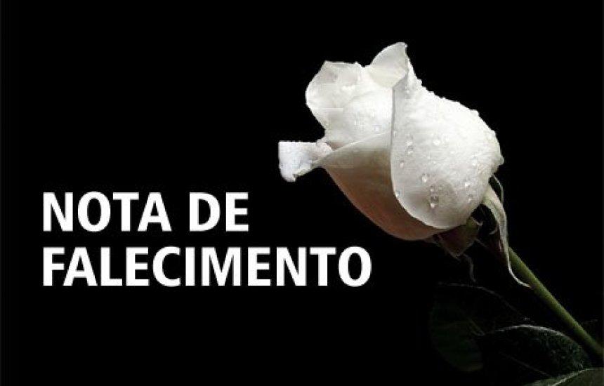 [Nota de falecimento: Ivanildo Marques dos Santos]