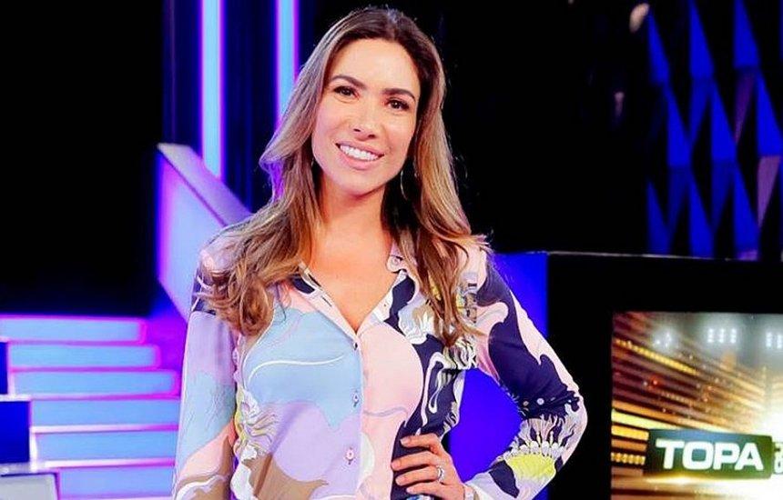[SBT anuncia retorno do 'Topa ou Não Topa', com Patricia Abravanel]