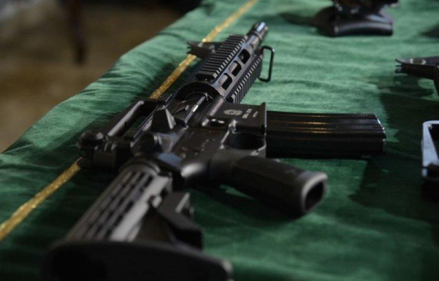 [Exército lista armas de uso permitido e uso restrito]