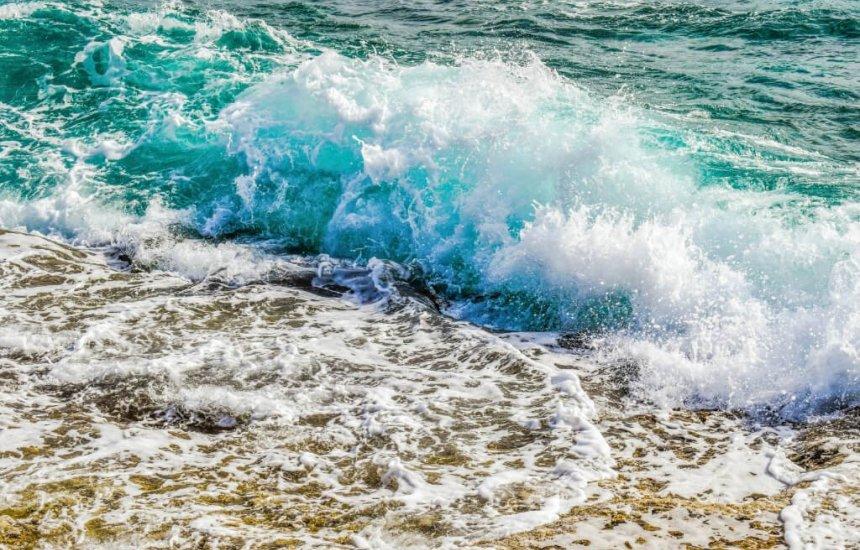 [Marinha emite alerta de mau tempo com previsão de ondas com até 2,5 m]