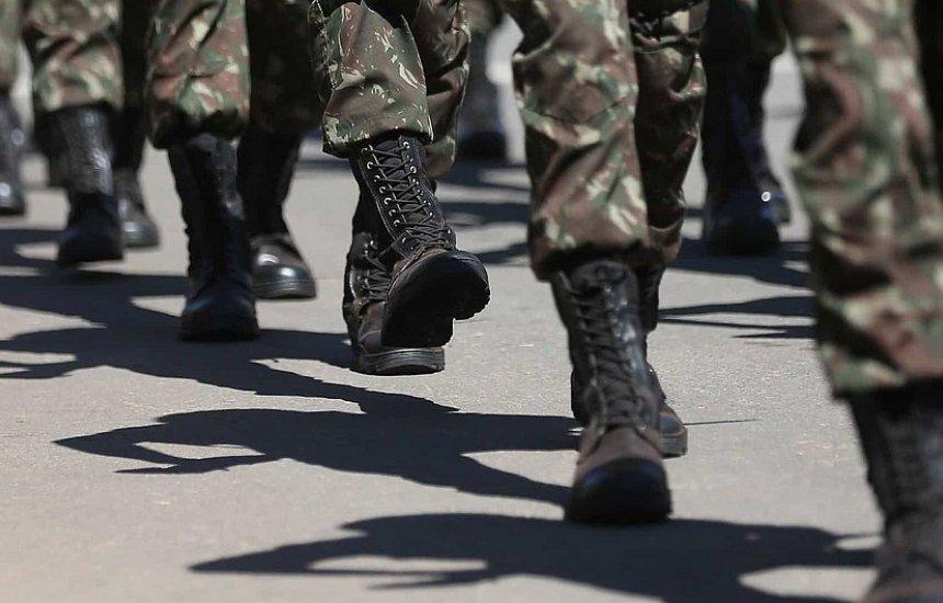 ALERTA: Falta de dinheiro diminuirá expediente dos militares