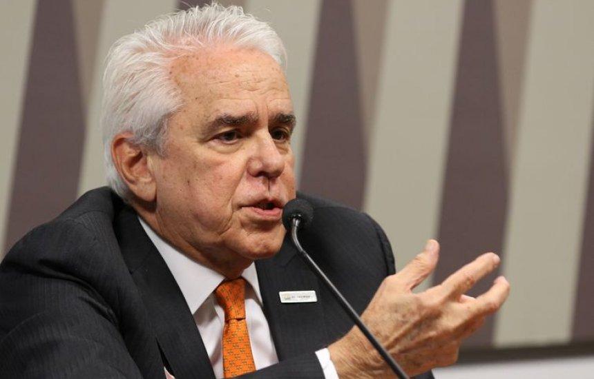 [Presidente da Petrobras defende mudança na legislação do pré-sal]