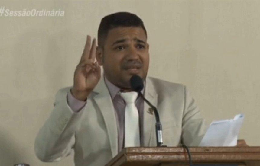 [Vídeo: Binho do 2 de Julho diz que sua recuperação foi um milagre]