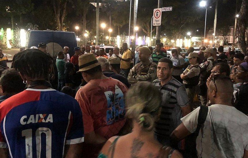 [Taxista é morto a tiros após desentendimento no Campo Grande]