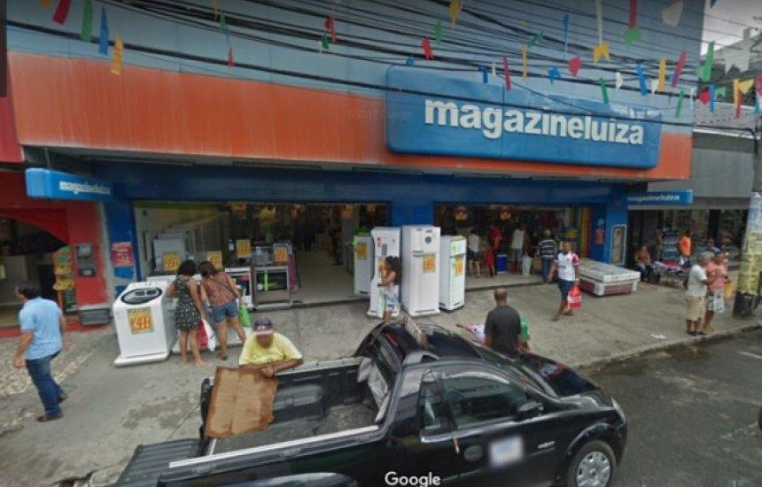 [Duas mulheres furtam loja de eletrônicos no centro de Camaçari]