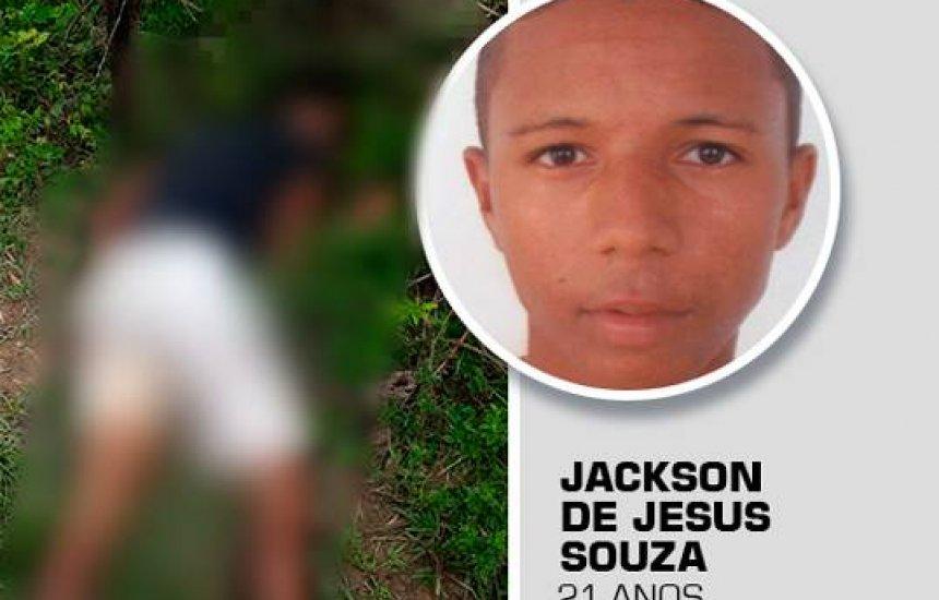 [Jovem é encontrado morto às margens da BA-093; vítima tinha sido sequestrada]