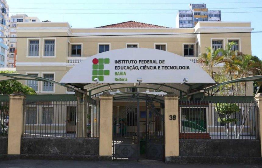 [Ifba abre 595 vagas de transferências internas e externas para 11 cursos]