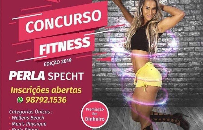 [Concurso Fitness acontece no Teatro Alberto Martins neste fim de semana]