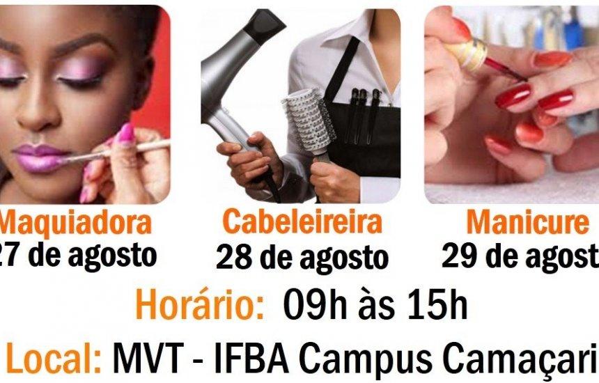 [IFBA oferece cursos gratuitos para mulheres em Camaçari]