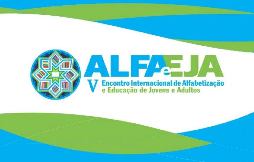 [UNEB realiza Encontro Internacional de Alfabetização de Jovens e Adultos]