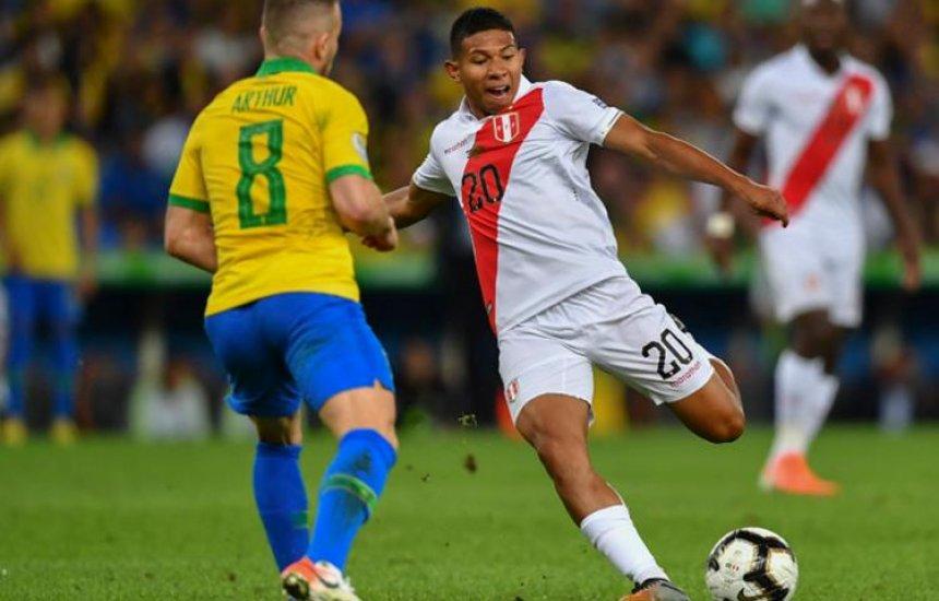 [Brasil joga à meia-noite contra Peru em partida nos EUA]