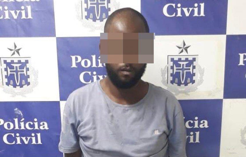 [Suspeito de estuprar criança de 8 anos é preso em Camaçari]
