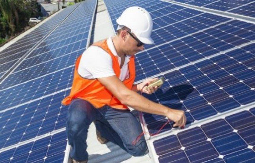 [SENAI aumentará oferta de cursos técnicos em energia solar fotovoltaica]