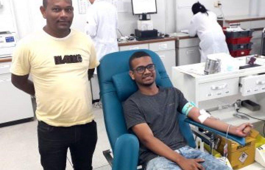 [Bahia: Público jovem ainda tem baixa adesão para a doação de sangue]