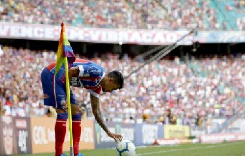[CBF confirma Bahia x Athletico-PR na Arena Fonte Nova]