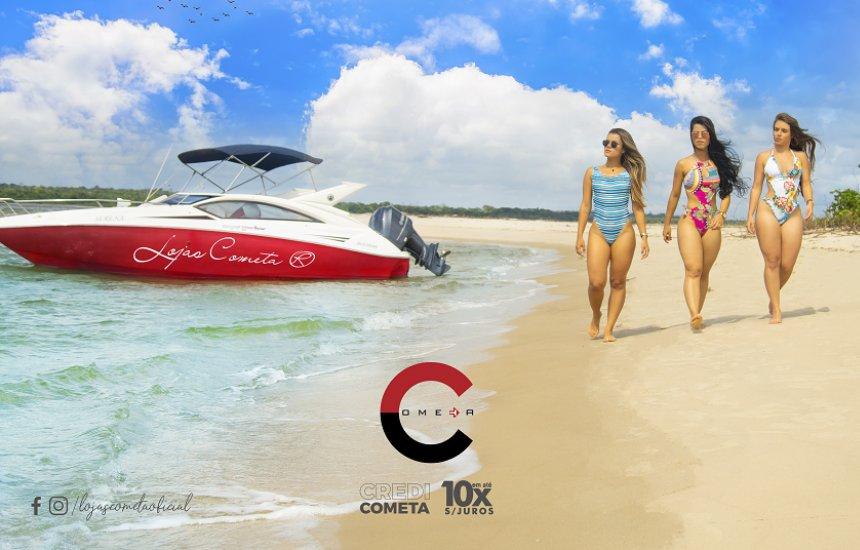 [Lojas Cometa lança campanha inovadora Primavera/Verão 2020]
