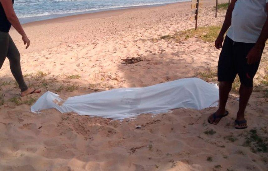 [Corpo de jovem que desapareceu na Praia de Imbassaí é encontrado]