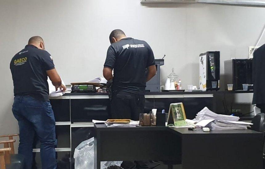 [Empresário é preso na Bahia acusado de fraudar licitações em prefeitura]