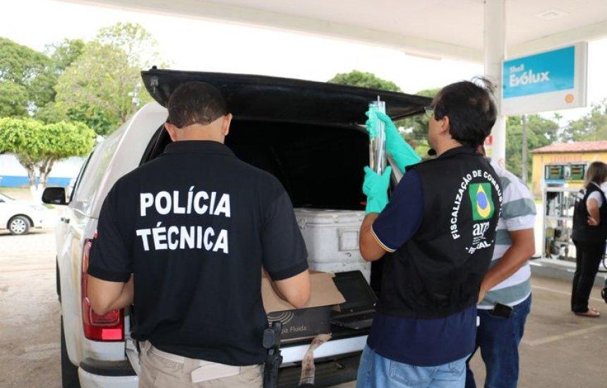 Operação Posto Legal encontra irregularidades em municípios da Bahia