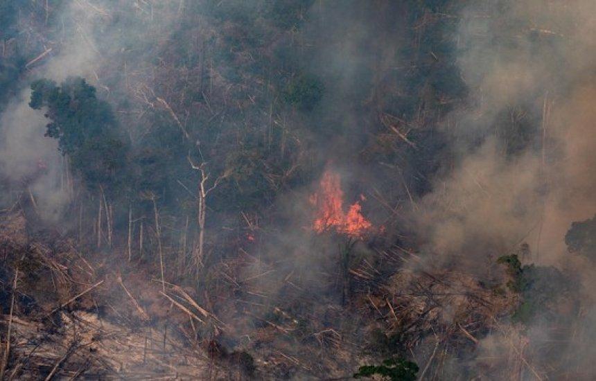 [Operação contra incêndio na Amazônia pode ser prorrogada por um mês]