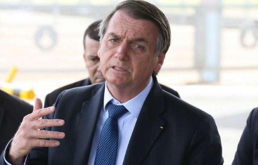 [Bolsonaro assina lei da liberdade econômica em 1º ato após cirurgia]