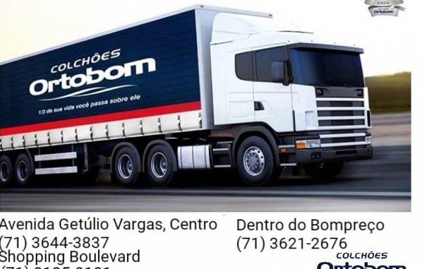 [Ortobom entrega caminhão de prêmios neste sábado em Camaçari]