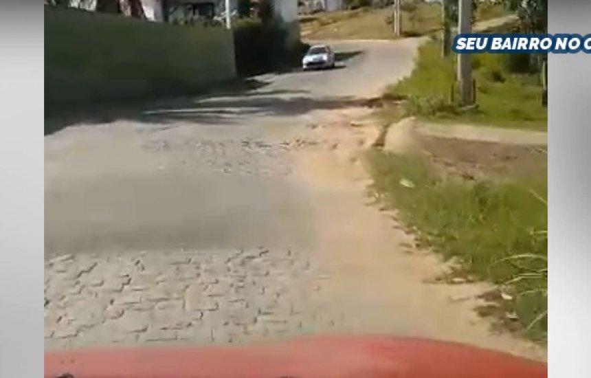 [Seu Bairro no CN: leitor pede asfalto na Via Parque em Jauá]