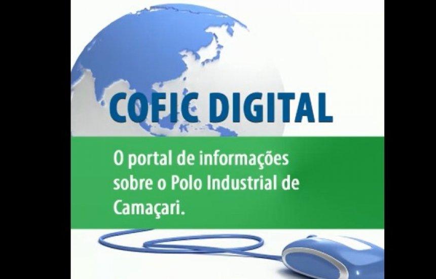 [Cofic Digital - O portal de informações sobre o Polo Industrial de Camaçari]