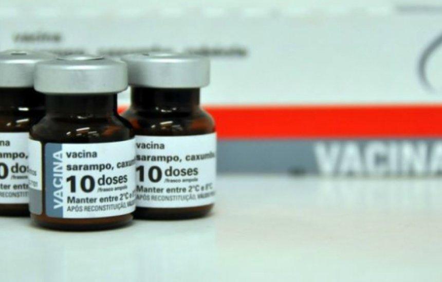[Intensificação vacinal contra o sarampo continua em Camaçari]