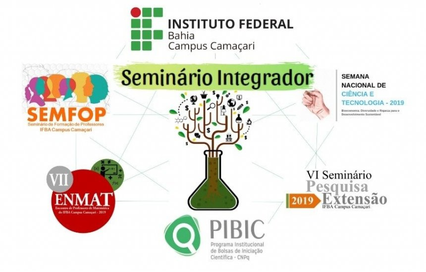 [IFBA Camaçari promove oficinas, seminário e muito mais em evento]