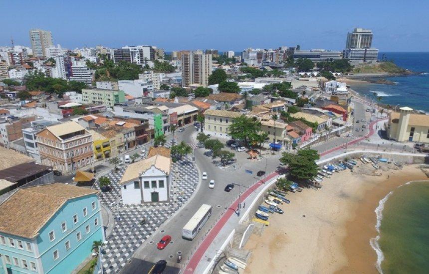 [Revista internacional coloca Salvador entre os dez melhores destinos turísticos para 2020]