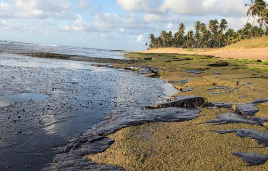 O que fazer se você for à praia e encontrar manchas de petróleo na água ou areia