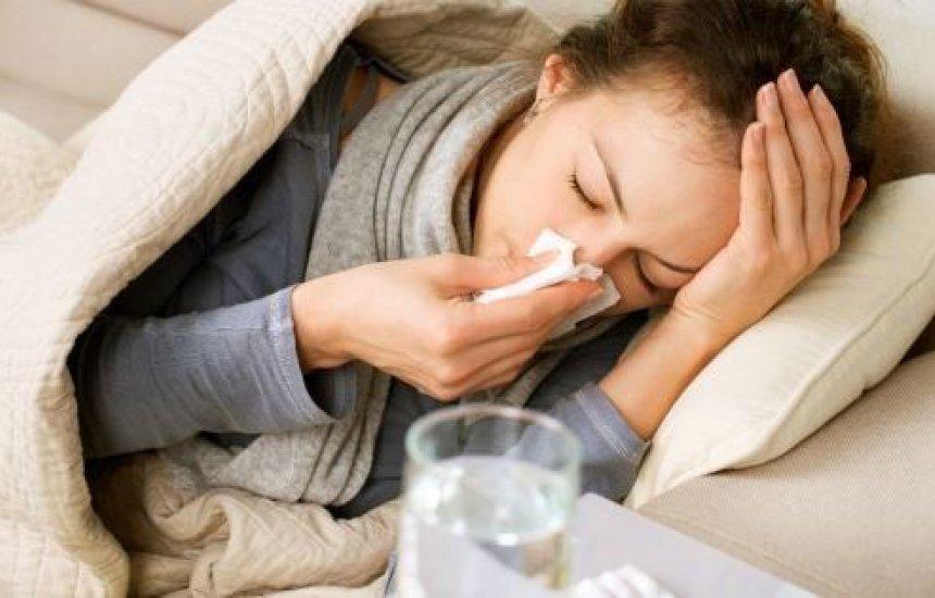 [ATENÇÃO: Entenda quando a gripe pode virar pneumonia]