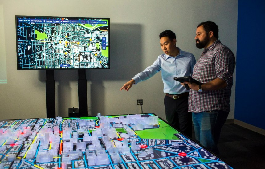 [Ford transforma cidade em laboratório de novas soluções de mobilidade]