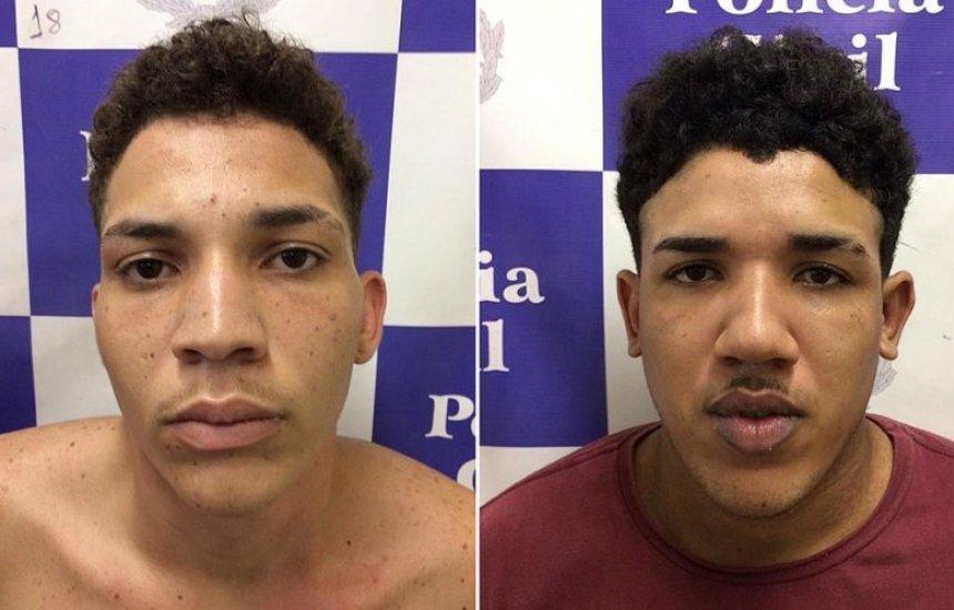 [Suspeitos de praticar latrocínio contra policial são identificados]
