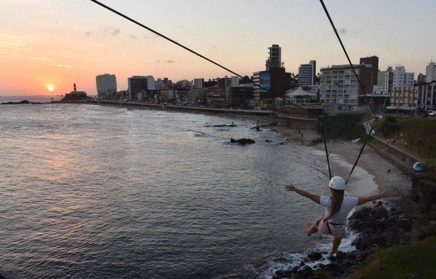 Salvador é a cidade brasileira mais procurada para o Verão