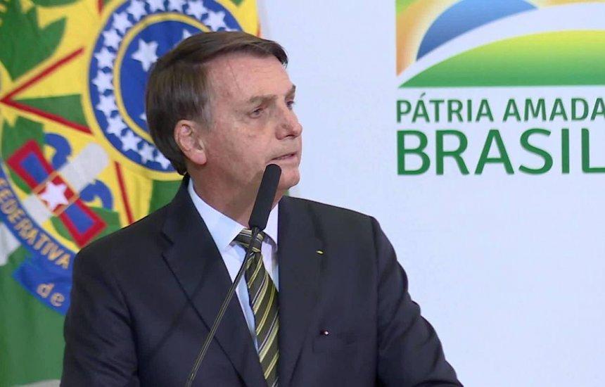 [Bolsonaro diz que pretende elevar isenção do IR para R$ 2 mil]