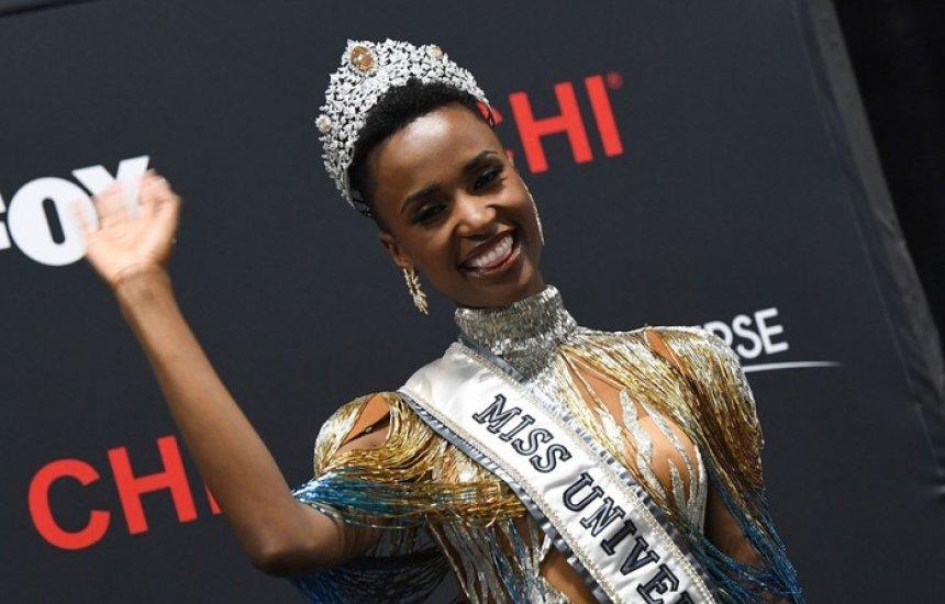 [Pela terceira vez, África do Sul vence concurso de Miss Universo]