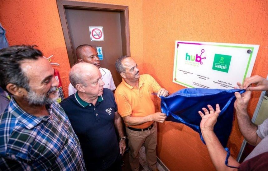 [Prefeitura inaugura segunda Central do Empreendedor na Costa de Camaçari]