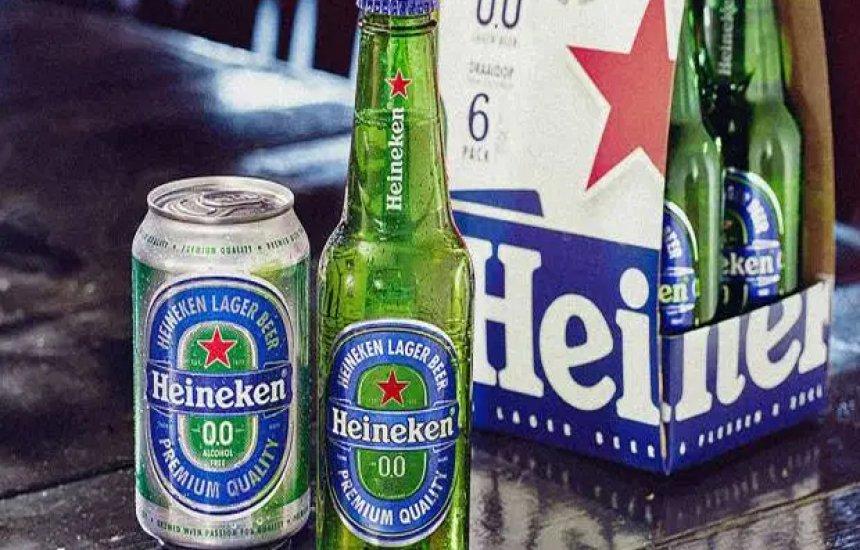 [Heineken lança cerveja sem álcool no Brasil]