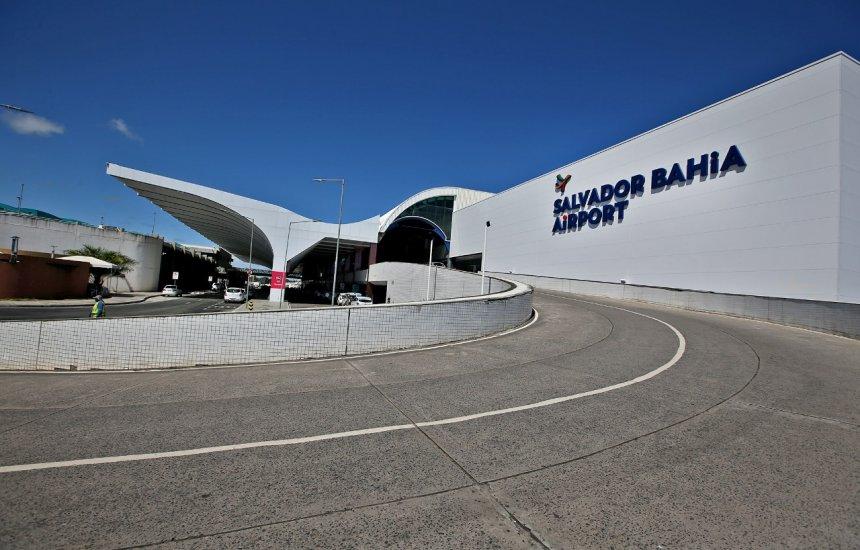 [Aeroporto de Salvador amplia capacidade para 15 milhões de passageiros por ano]