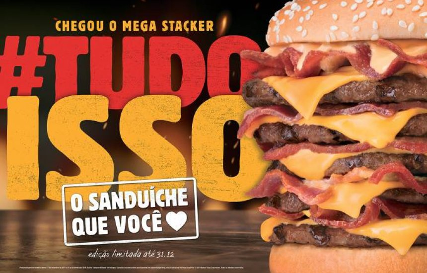 [Burger King ironiza slogan do McDonald's em nova campanha]