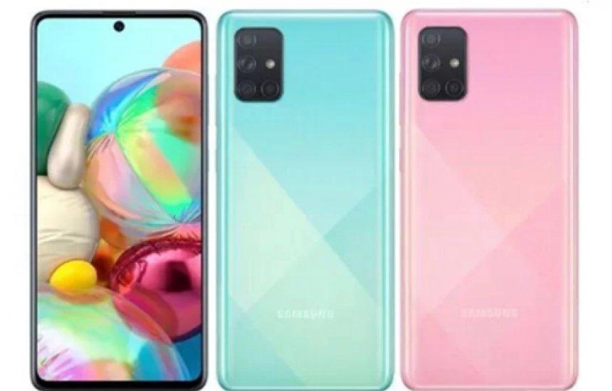 [Samsung lança novos Galaxy A51 e A71; confira as especificações]