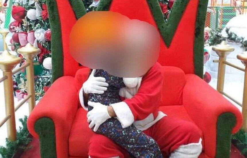 [Mulher denuncia assédio de Papai Noel contra filha de 10 anos em shopping]