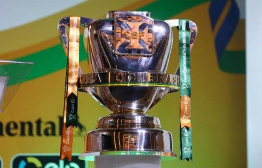 Saiba quais são os adversários da dupla BaVi na Copa do Brasil