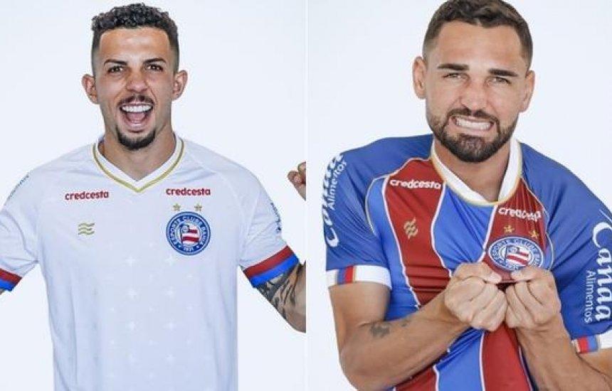 [Bahia lança novos uniformes de jogo e coloca à venda na loja da Fonte Nova]