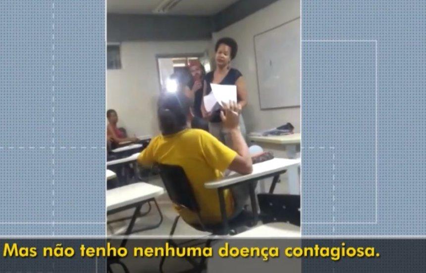[Medida cautelar afasta aluno denunciado por racismo de Centro de Artes da UFRB]